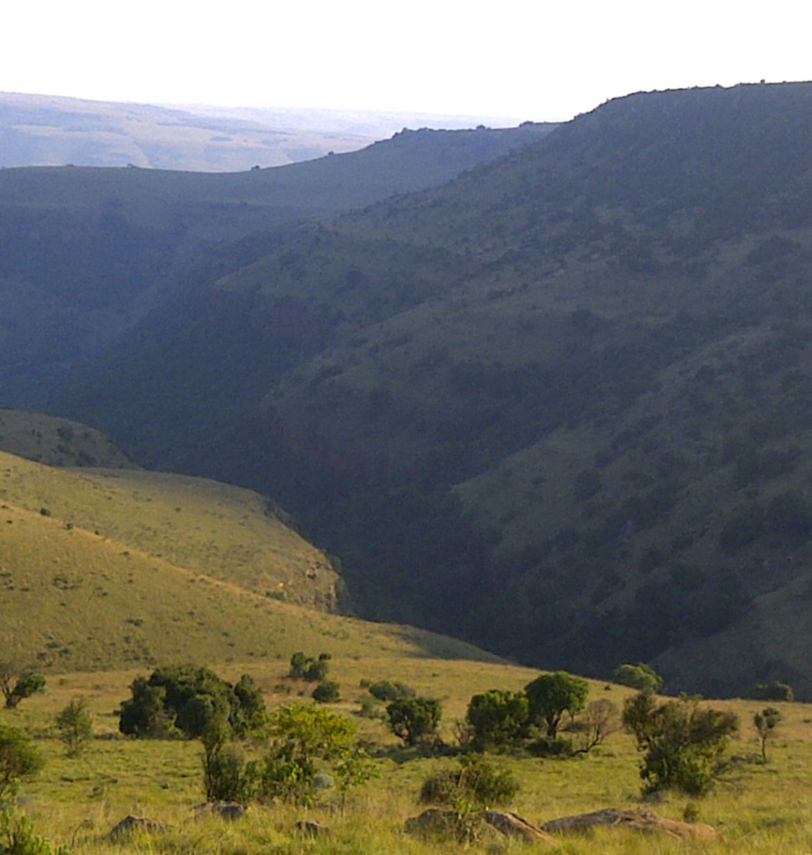 Popular hiking trails in Mpumalanga