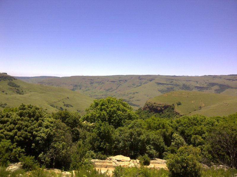 hiking trails in mpumalanga bermanzi