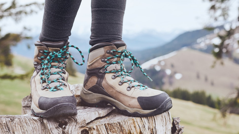 ladies lightweight hiking boots
