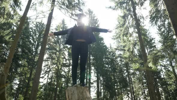 virtual hiking